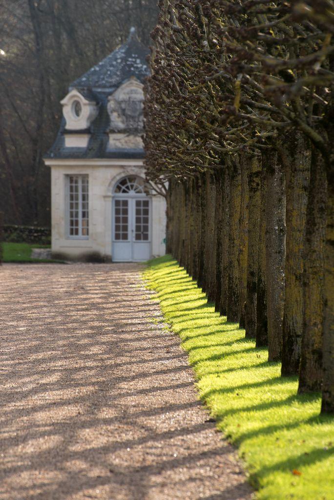 """thefullerview: """"Château de Villandry (Indre-et-Loire) (by bautisterias) """""""