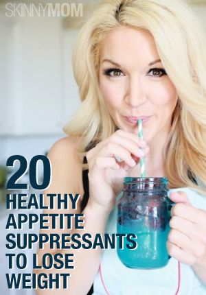 Suppress your appetite naturally.