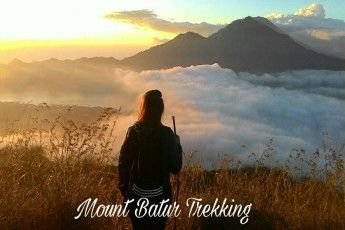 Mount Batur Trekking and Ubud Tour