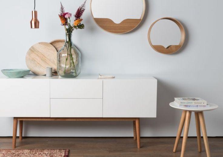 Jaren 50 interieur stijl 'Retro is het nieuwe modern'. Deze retro interieur trend met o.a. als boegbeeld de Vitra Eames stoel is één van de woontrends 2015!