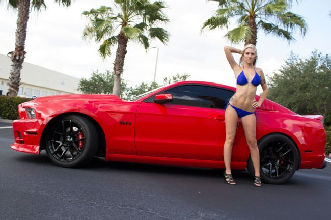 Babe Of The Month December 2014 Brittany Allen 2013