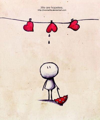 cute, drawing, heart, illustration, love | Cute drawings ...