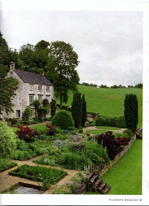 A Gloucestershire Rectory.