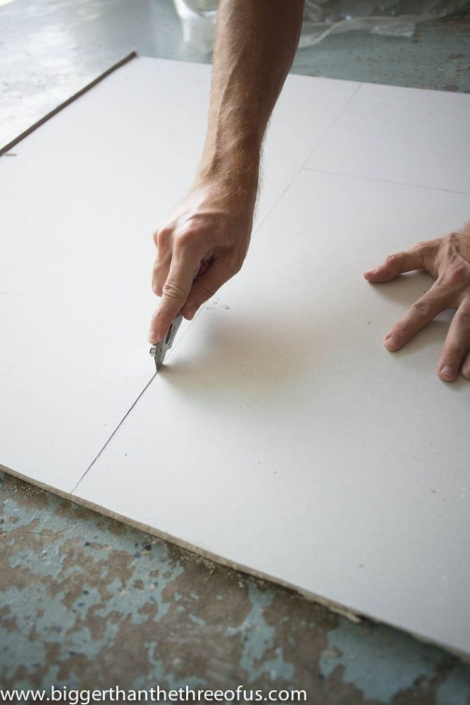 How to Install Drywall - For the Beginners!