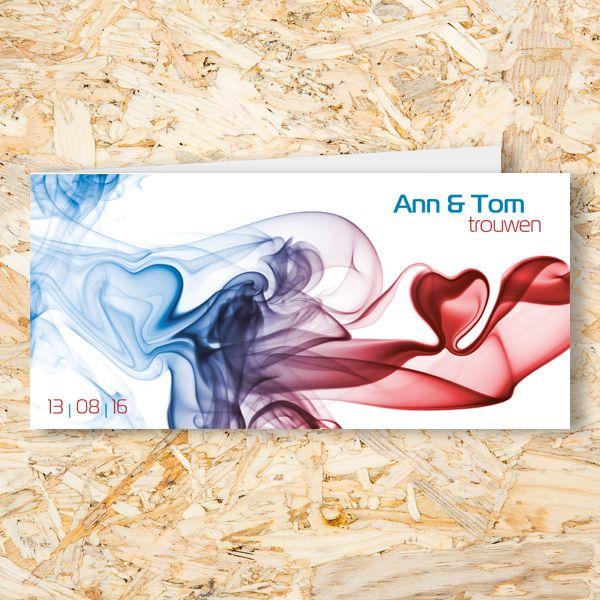 Originele trouwkaarten laten maken voor jullie huwelijksfeest. Maak unieke uitnodigingen, save the date kaartjes en huwelijksbedankjes voor jullie bruiloft.