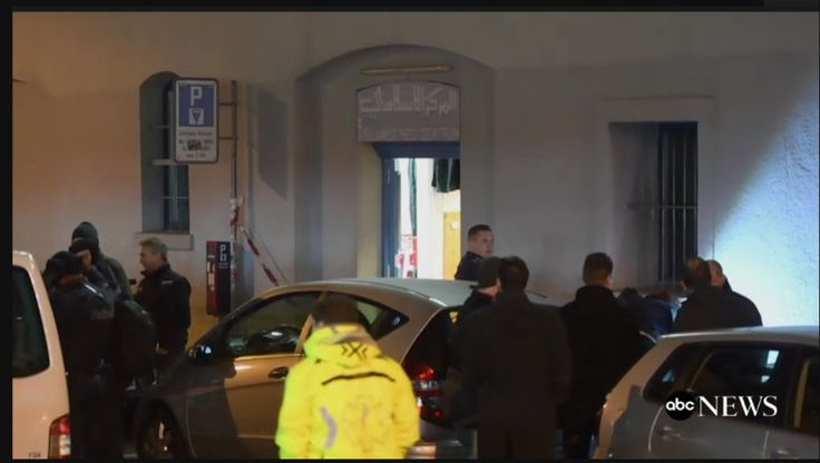 Three People Wounded In Shooting at Zurich Islamic Center, Gunman Remains At Large