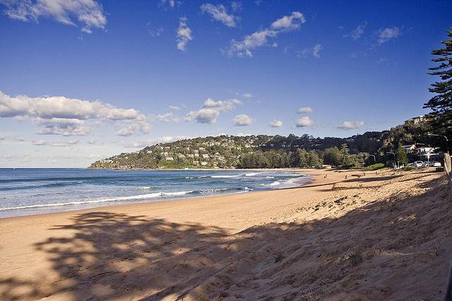 Palm Beach Australia ( where Home & Away is filmed)