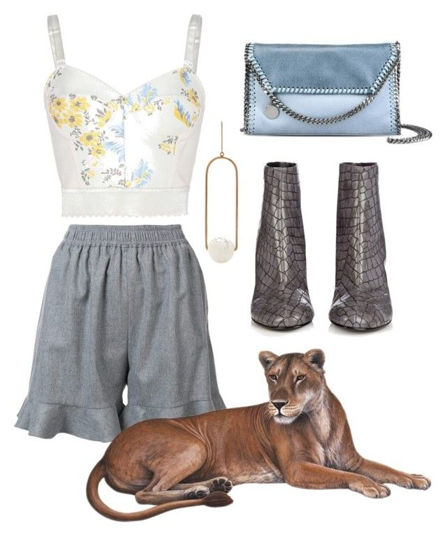 """""""Lovely"""" by chiara-galante on Polyvore featuring STELLA McCARTNEY"""