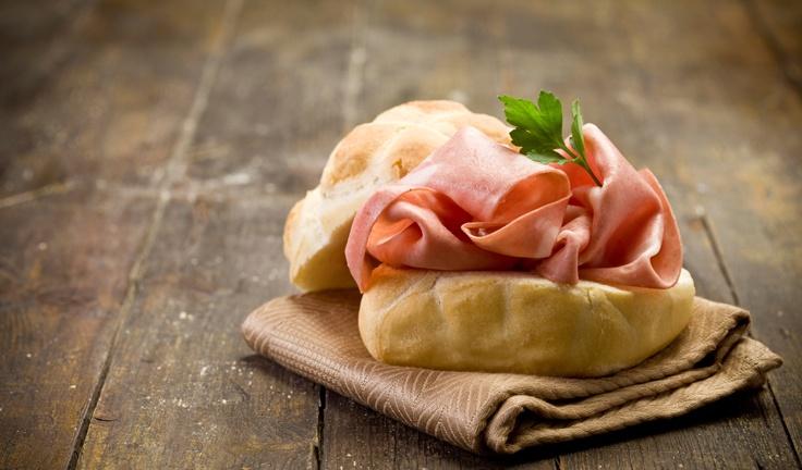 Rosetta --- a true Made in Milan sandwich