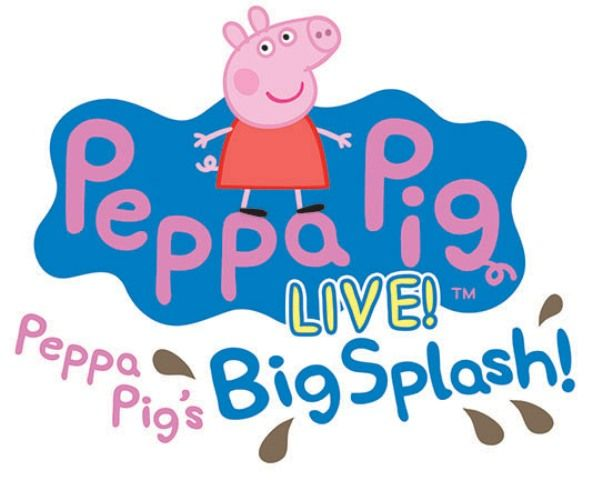 Peppa Pig's Big Splash LIVE at Murat Theatre Old National Centre | Indy with Kids