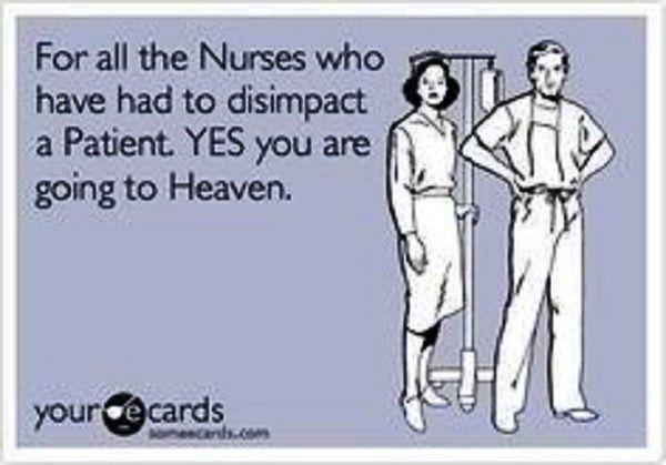 Top 10 Funniest Nursing eCards to Celebrate the Nursing Week: http://www.nursebuff.com/2014/02/nursing-quotes-on-ecards/