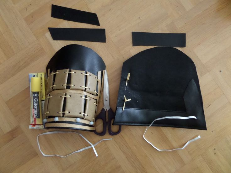 nearly finished shoulder armor part two
