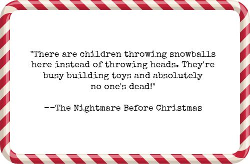 25+ Best Christmas Movie Quotes On Pinterest