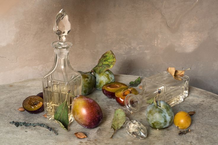 Provence Pre-Autumn Still Life - is this a photo or painting?  I'd love to paint this image from Jamie Beck