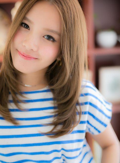毛先にニュアンス・・しっとりストレート 【COVER HAIR bliss 北浦和店】 http://beautynavi.woman.excite.co.jp/salon/25790?pint ≪ #longhair #longstyle #longhairstyle #hairstyle ・ロング・ヘアスタイル・髪型・髪形≫