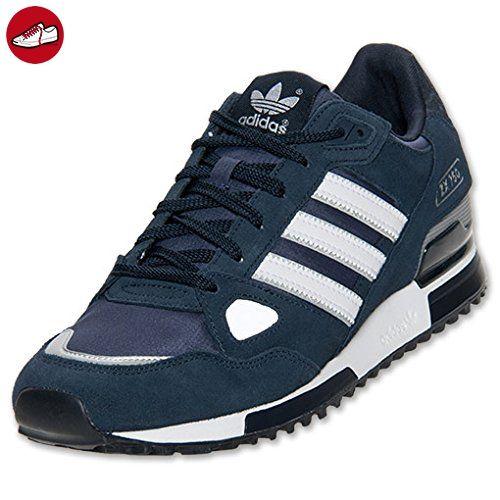 huge selection of b42a7 bd307 Adidas Originals ZX 750 Sneaker, Marineblau, Weiß, Herren, zx 750, ...