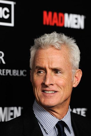 John Slattery, Actor | 21 Disgustingly Hot Silver Foxes That'll Make You Fall In Love With Gray Hair