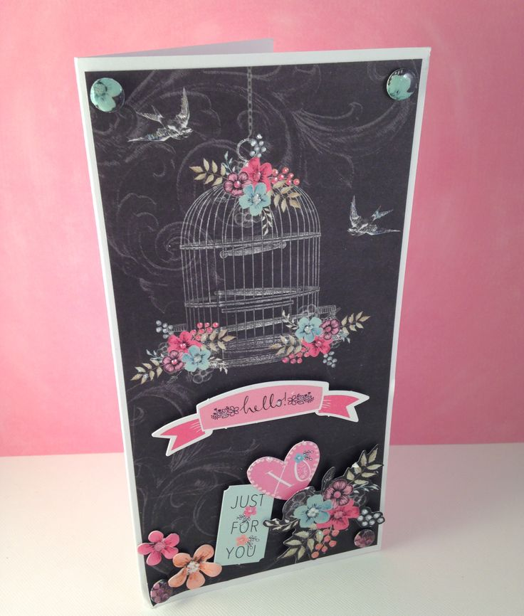 Craftwork Cards - Chalkboard Collection Pack