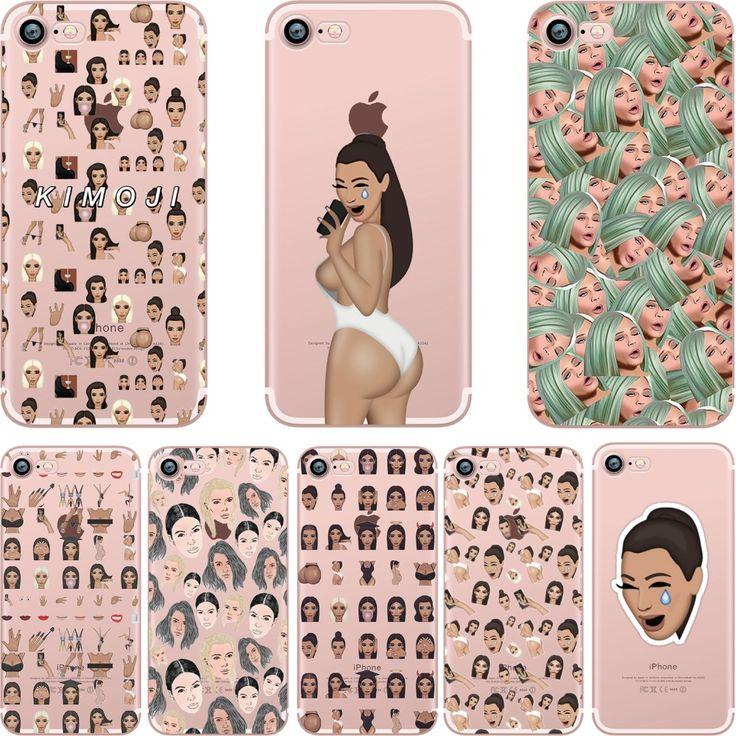 Funny Face Kimoji Kim Kardashian Case for iphone 6 5s SE 7 7plus 6plus 6Splus Soft Silicone TPU Phone Back Cover Capinha Coque //Price: $2.80 & FREE Shipping //     #latest    #love #TagsForLikes #TagsForLikesApp #TFLers #tweegram #photooftheday #20likes #amazing #smile #follow4follow #like4like #look #instalike #igers #picoftheday #food #instadaily #instafollow #followme #girl #iphoneonly #instagood #bestoftheday #instacool #instago #all_shots #follow #webstagram #colorful #style #swag…