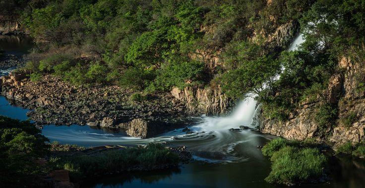 Waterfall near Harties