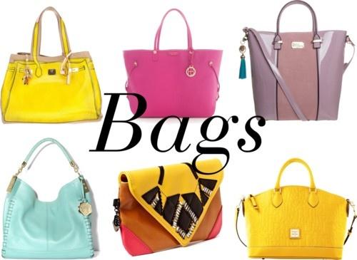 Bags Spring 2013
