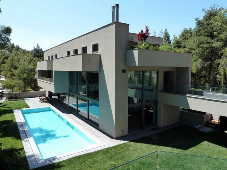 The Architecture Of A Modern Home   Google Search · Modern House  DesignModern Minimalist ...