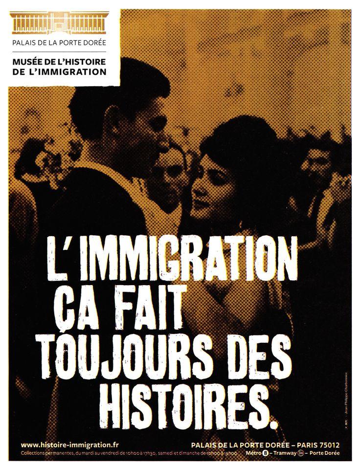 Musée de l'Histoire et de l'Immigration  #polysemie #jetudielacom