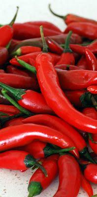 ! Chilli sauce recipe for #Thermomix