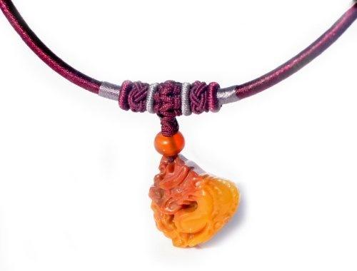EUR 29,00 Feuer Phoenix Geschnitzte Jade Halskette Länge: 46cm- Fortune Feng Shui Jade Chinese Zodiac Schmuck- von Fortune Jewelry, http://www.amazon.de/dp/B00D6X8RWG/ref=cm_sw_r_pi_dp_ntmTrb14T9CVC