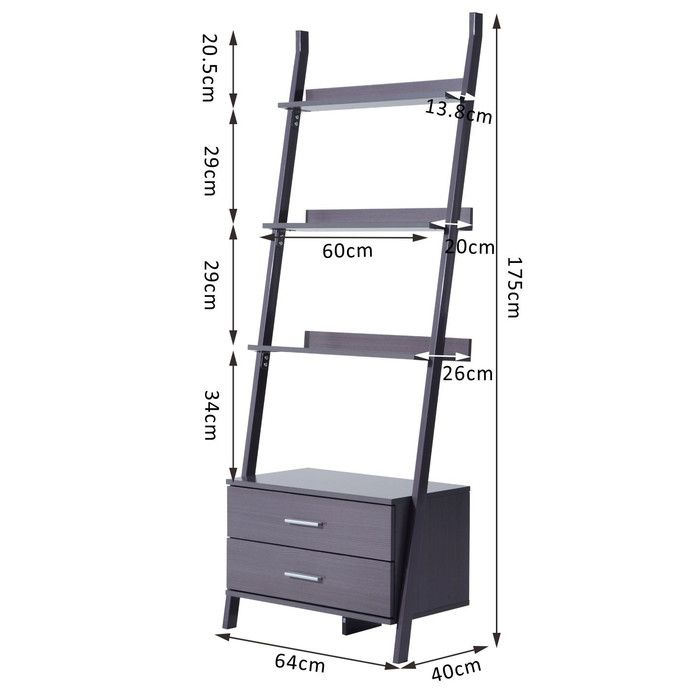 You'll love the Greentown 168cm Bookcase at Wayfair.co.uk - Great Deals on all Office  products with Free Shipping on most stuff, even the big stuff.