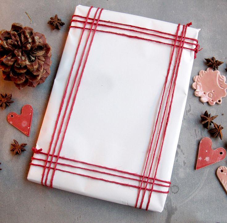 Julklapp, Inslagning, Christmas