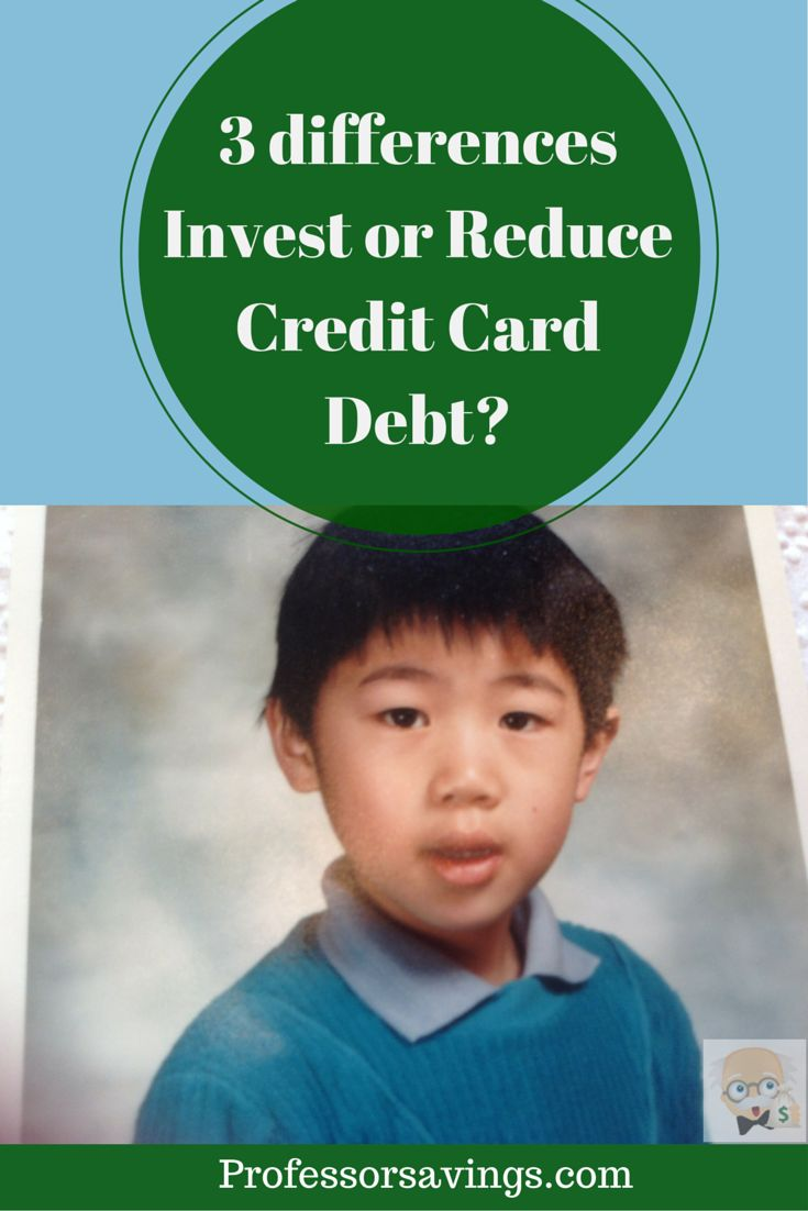 credit card and personal loan debt
