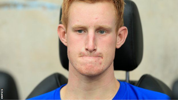 Ex-Bury 19 year old goalkeeper Christain Dibble has signed a one year contract with Barnsley FC.