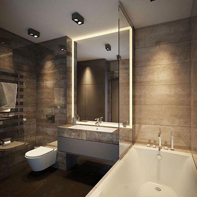 Rundum Beleuchteter Badspiegel LED New York Mit Beleuchtung