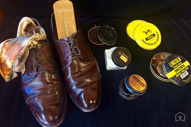 Best Dress Shoe Leather Conditioner