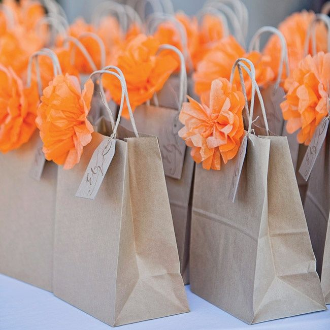DIY Welcome bag ideas | Mel & Co | From: Theknot.com