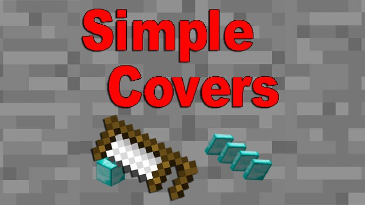Simple Covers Mods 1.11.2/1.10.2 for Minecraft is designed and programmed based on a new source code known as the MC MultiPart. This new source code is highly regarded among mod developers community; it was even approved and purchased by the developer of Forge Mod Loader to be included in the...