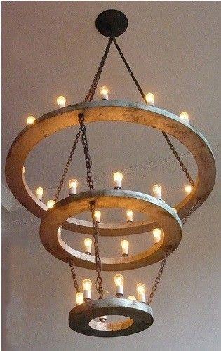 Best 25 wooden chandelier ideas on pinterest hanging for Rustic outdoor chandelier