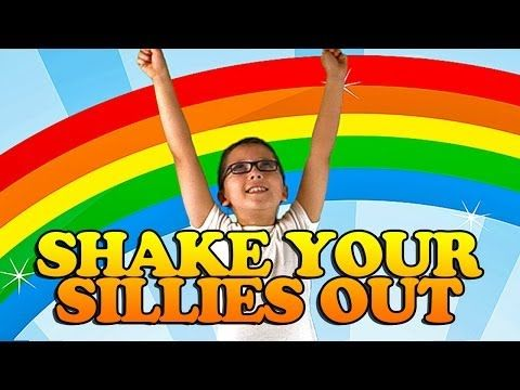 ▶ Brain Breaks - Action Songs for Children - Shake Your Sillies Out - by The Learning Station - YouTube