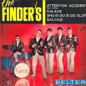 """The Finder's. Este interesante EP publicado en febrero de 1964 nos muestra un grupo de ritmo potente, guitarra de punteo muy incisiva con ligero eco, , y un buen cantante. El microsurco incluye dos temas instrumentales. Una versión del """"Salvaje""""uno de los grandes éxitos """"The Shadows"""", que realmente no cambia una…"""