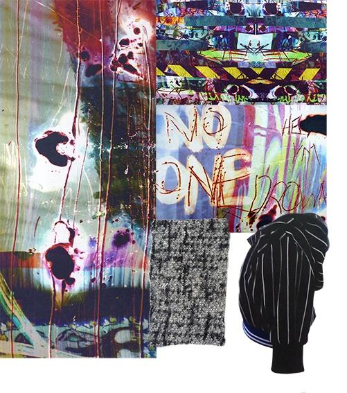Fashion and Textile Design: Chloe Hood