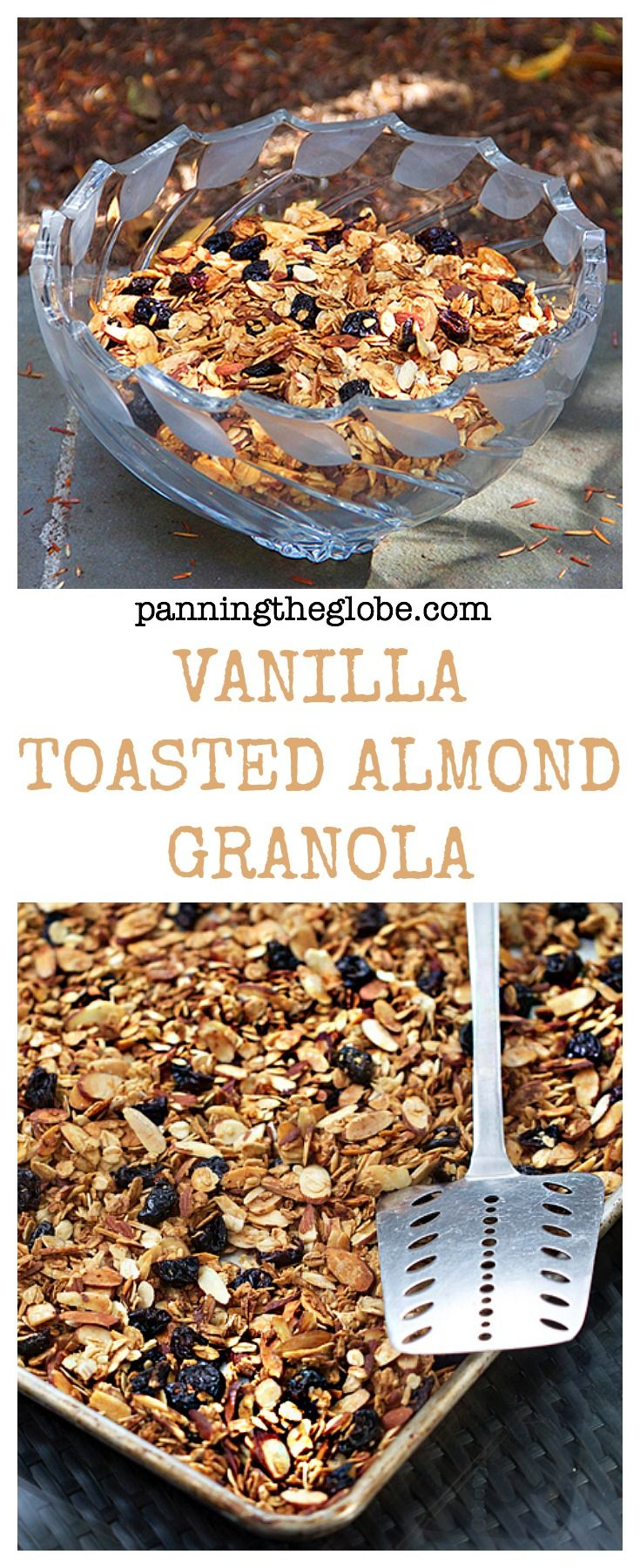 ... hearty almond vanilla cereal gf recipes dishmaps hearty almond vanilla