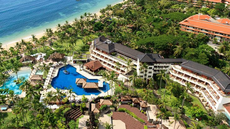 There is no better place to experience authentic Balinese heritage and culture on this island of the Gods than the iconic Nusa Dua Beach Hotel & Spa.