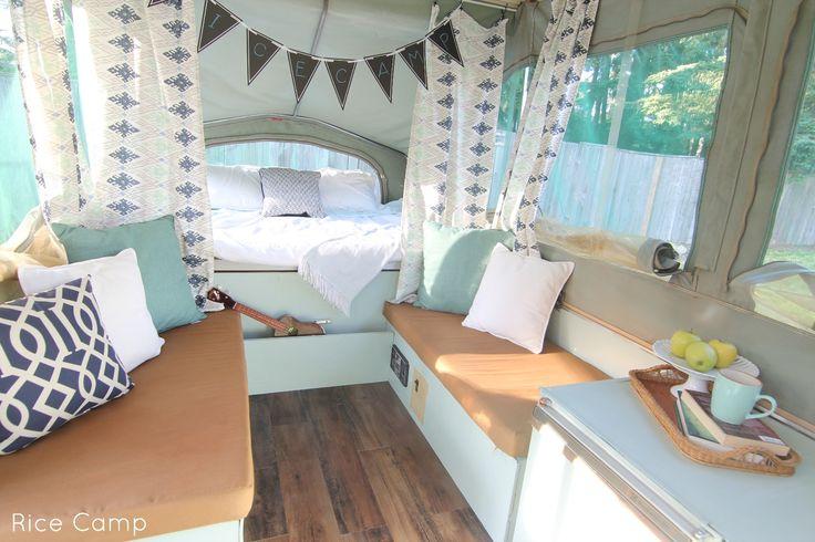 Camper to Glamper in 7 days