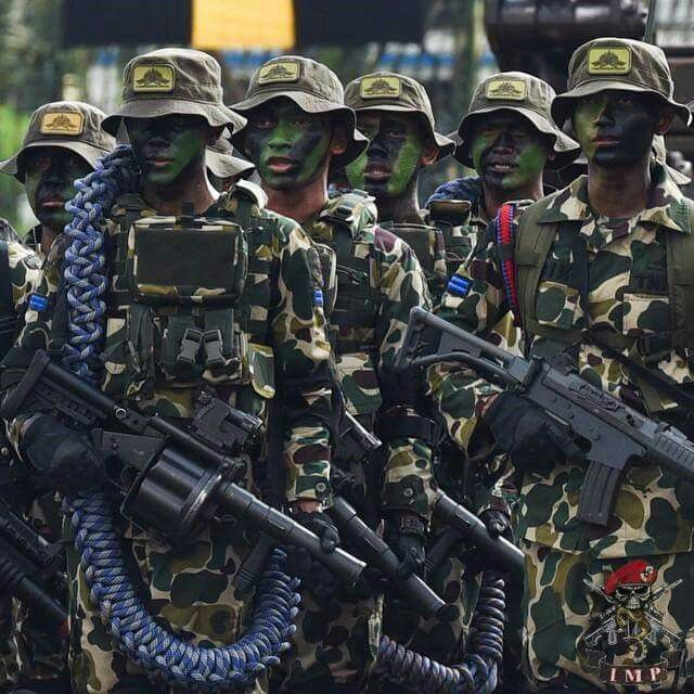 Yontaifib TNI AL - Indonesiab Marine Recon