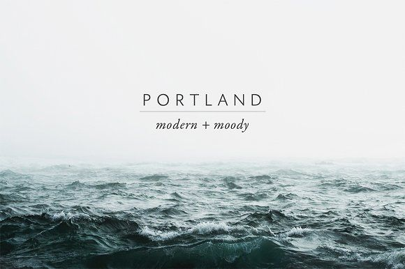 Modern Moody Photoshop Actions by Foto Rx Co. on @creativemarket