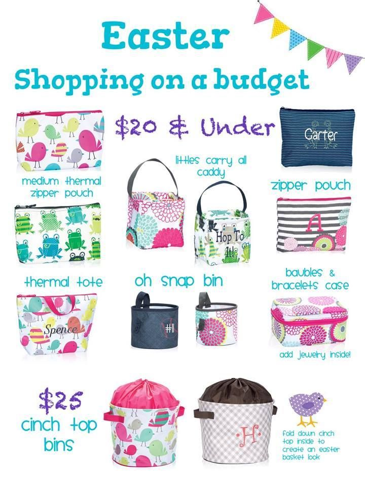 13 best thirty one easter ideas think outside the basket images i love the littles carry all caddys for easter baskets perfect size for a small easter basket ideaseaster negle Image collections