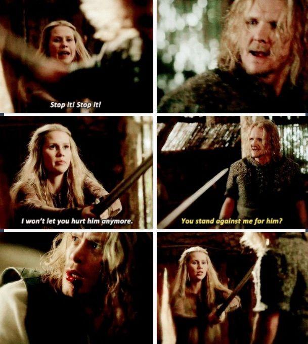 The Originals-Rebekah and Mikael