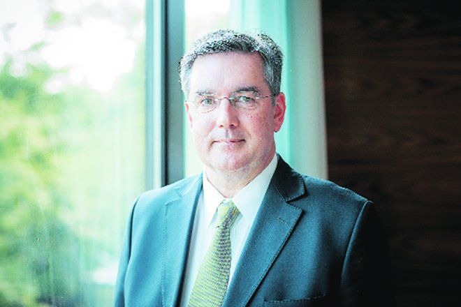 We welcome Make in India: Airbus India President and MD Pierre Bausset.