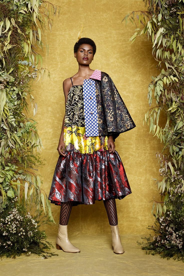 Duro Olowu Fall 2017 Ready-to-Wear Collection Photos - Vogue